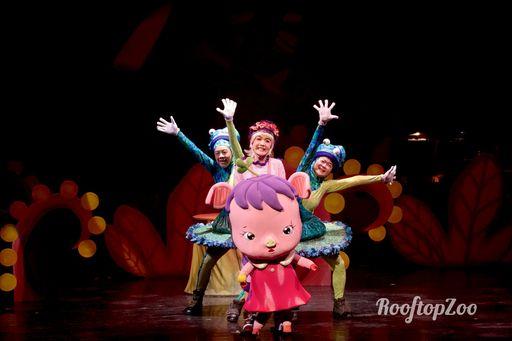 台灣劇場界迪士尼《屋頂動物園-太陽卡住了!》轟動北台灣!