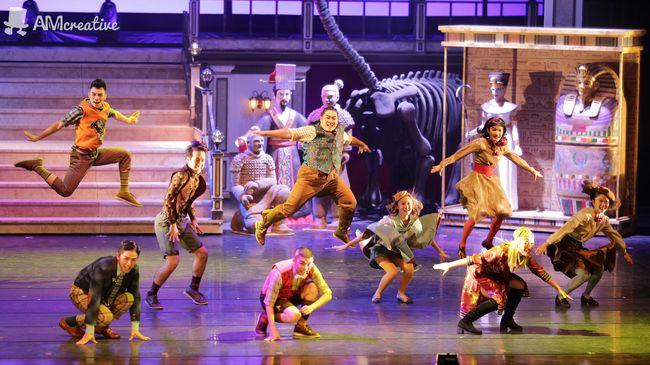 韓國歐巴也瘋狂!『恐龍復活了』音樂劇中文版明進軍台中