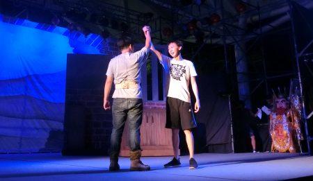 共演臺語歌舞劇 自己的故事自己演