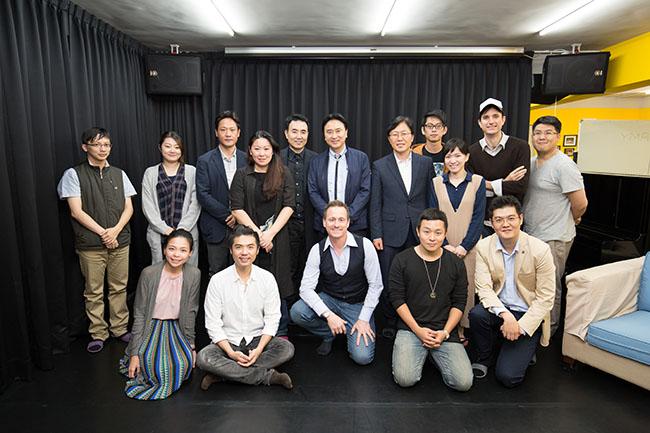 台韓音樂劇(大邱音樂劇節)交流會