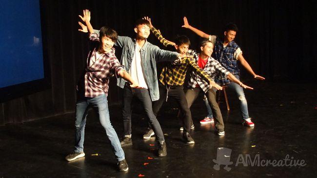 2019 AM音樂劇舞蹈集訓課程