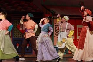 【2011】花木蘭-兒童英語音樂劇