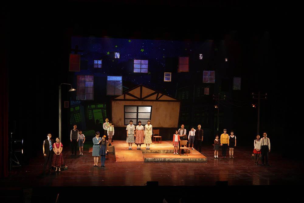 【2016】《小太陽:一個家的音樂劇》新竹/台北/台南